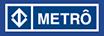 Logo Metro SP
