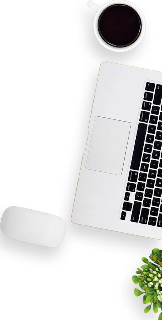 Computador e mouse